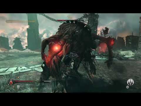 Lords of the Fallen Last Boss  