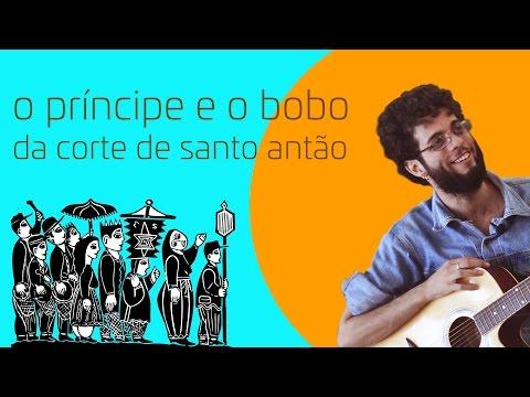 O Príncipe e o Bobo da Corte de Santo Antão - Nu Sofá entrevista Rildo de Deus