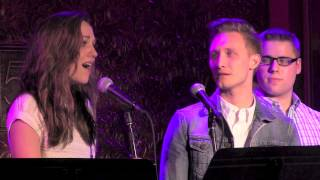 "Laura Osnes & Nathan Johnson - ""All Of The Above"" (Dan Acquisto & Sammy Buck)"