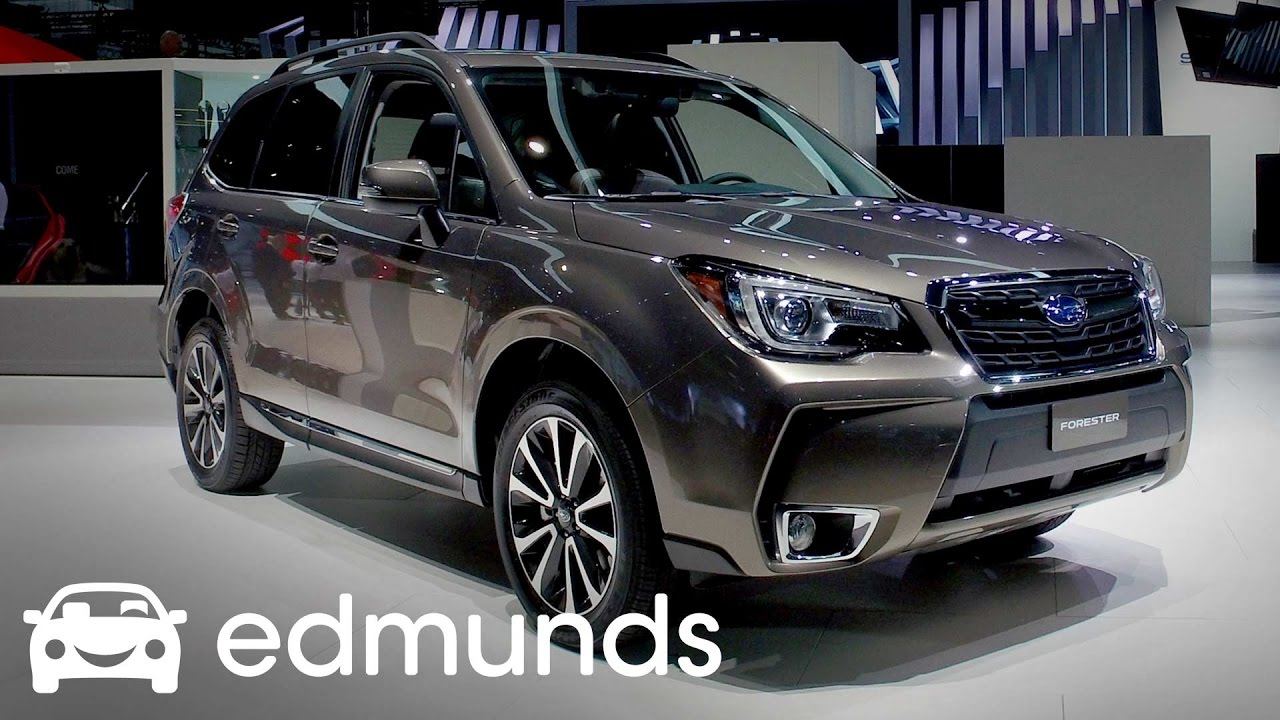 2017 Subaru Forester Review | Features Rundown | Edmunds ...