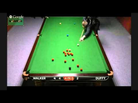 Qual. Australian Goldfields Open 3rd Walker vs Duffy
