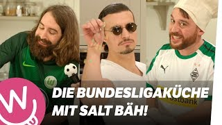 """""""DAS IST FAUL!"""" - Die Bundesligaküche: Wo Clubs kochen"""