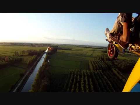 GoPro HERO HD - OnBoard Deltaplano
