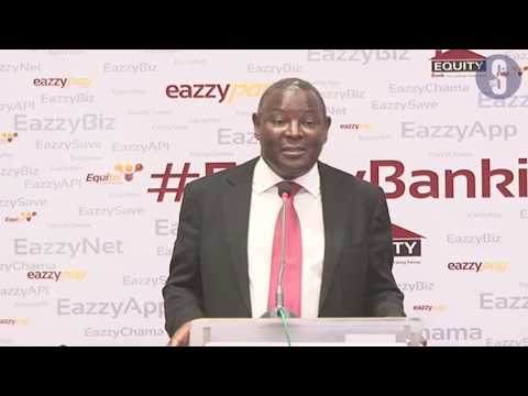 Equity targets increased revenues from new digital banking