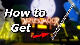 [Event] Roblox Darkenmoor - How to get the Elder Wand