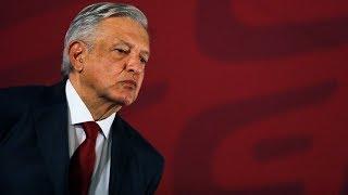 Discurso de López Obrador tras un año del triunfo que lo llevó a la presidencia