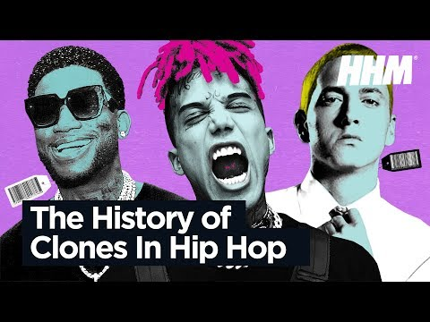A History of Clones in Hip Hop