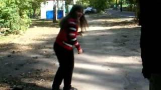 Учись снимать видео,или женская борьба.(, 2010-09-27T09:21:53.000Z)