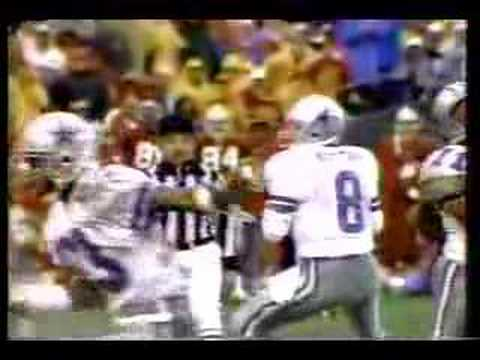 Troy Aikman Nike Commercial
