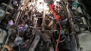 ремонт патрубка сзади на системе охлаждения Cayenne 4.8