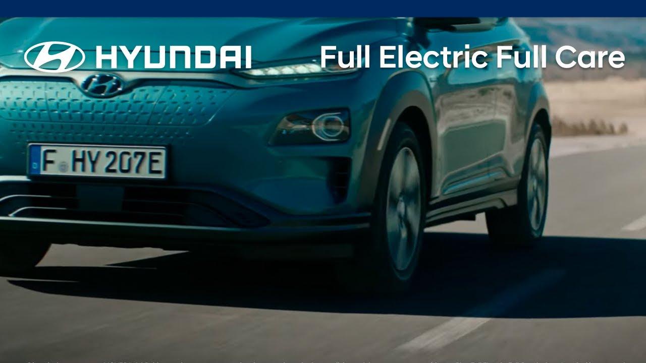 Hyundai - ¿Tienes un eléctrico en la cabeza?