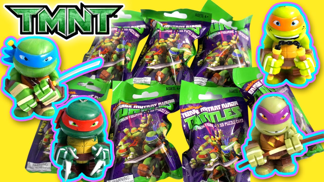 Collection Ninja Turtle Puzzles Pictures - Sabadaphnecottage