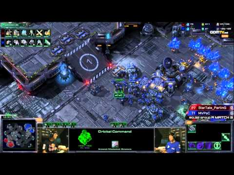 [WCS KR] sC vs Parting Game 1