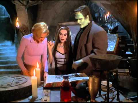 The Munsters' Scary Little Christmas - Trailer - YouTube