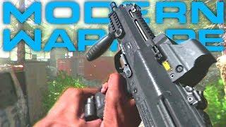 I Played Modern Warfare Multiplayer! (Gameplay Reveal Stream)