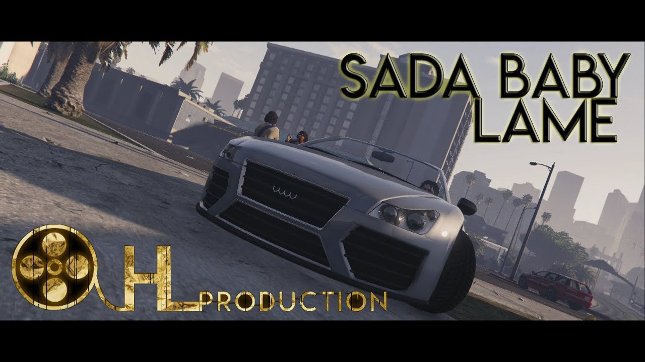 Sada Baby- Lame (GTA V Music Video)