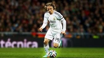 Luka Modric - Awesome Assists - 2012-2014 ||HD||