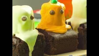 Spooky Halloween Brownies | B&M Stores