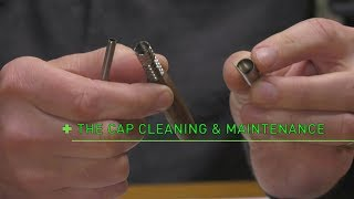 The Cap Cleaning and Maintenance