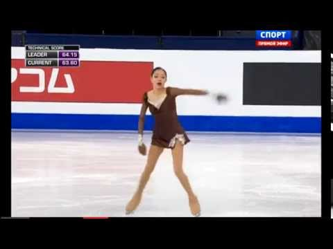 ISU Grand Prix of Figure Skating Final 2014. FS. Evgenia MEDVEDEVA
