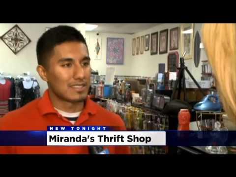 CBS Sacramento - Miranda's Thrift Shop - Turlock
