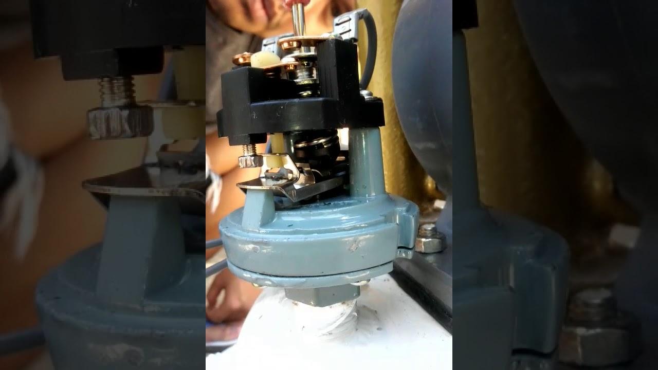 Cara Memperbaiki Otomatis Pompa Air Sanyo Materi Pelajaran 4