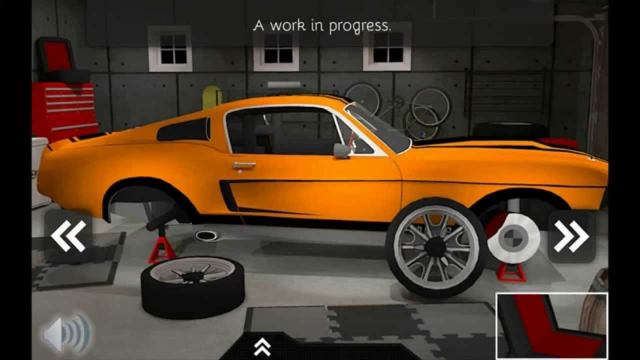 Fix My Car >> Fix My Car Classic Muscle Lt Android Ios Gameplay Review