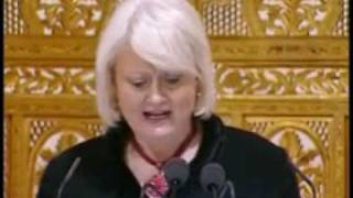 Peace Conference 2009 - Siobhain McDonagh Speech