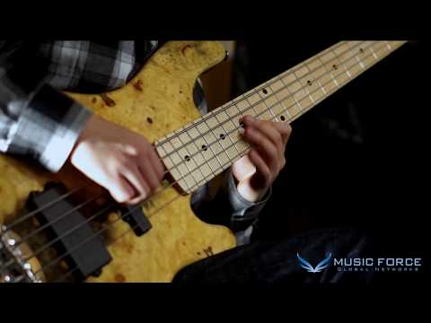[MusicForce] Lakland US Custom 55-94 Demo Bassist 차순종 (John Cha)