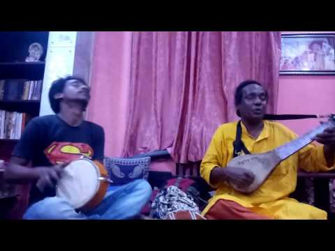Basudeb Das Baul, Amar sorbo ange likhe dio, Electronic city kali bari bangalore 9632394275