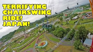 Terrifying Star Flyer Chairswing Ride Mitsui Greenland Japan