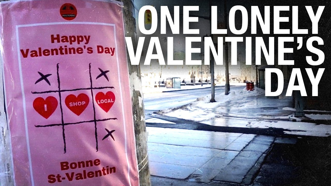 This Valentine's Day, our heart breaks for the restaurant industry