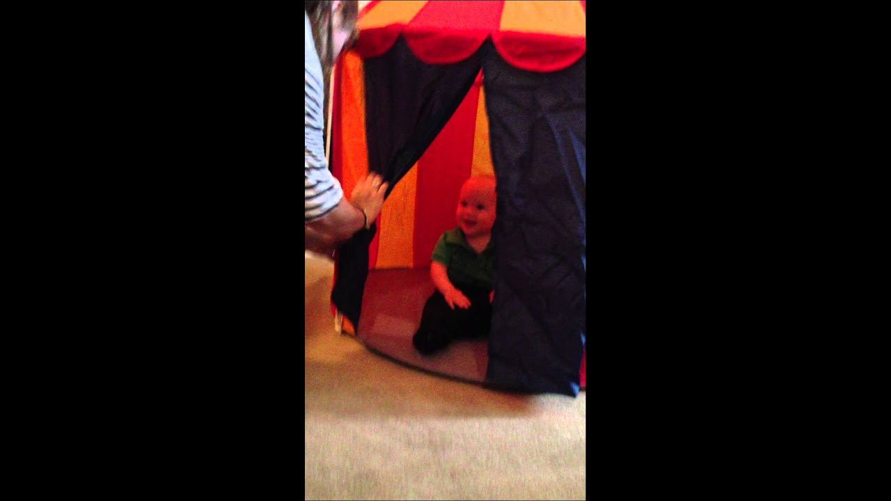 info for 97eb7 acad5 Baby Liam in his IKEA CIRKUSTÄLT Children's tent