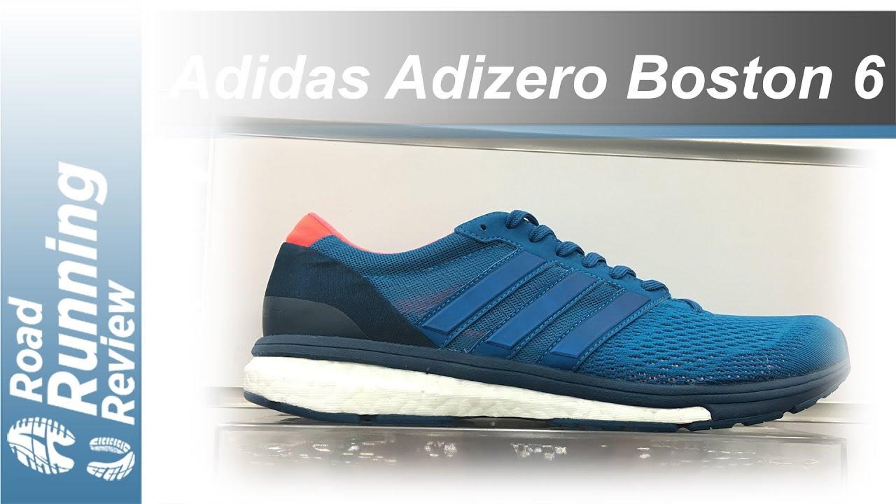 ba30683b2c221a Adidas Adizero Boston 6 Preview - YouTube