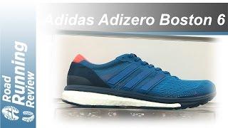 Adidas Adizero Boston 6 Preview