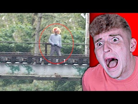 The CREEPIEST Things Caught On DRONES..