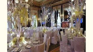 Decoration For Wedding Tables 2015