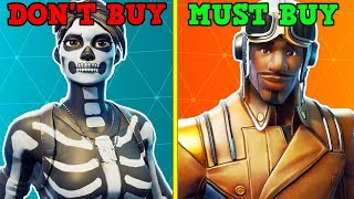 EVERY RARE SKIN (Buy Or Don't Buy!) | Fortnite Battle Royale!