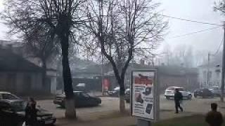 видео взрыв склада пиротехники в орле