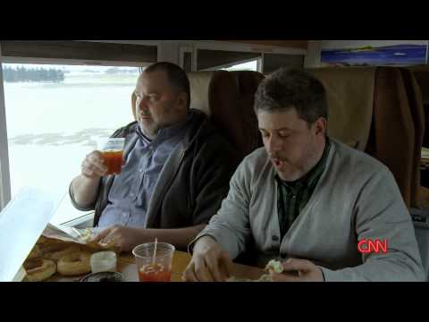 Anthony Bourdain takes the train on Parts Unknown