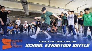 TP vs RP | School Exhibition Battles | Elevate The Streets Jam 2019 | RPProds