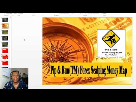 Facebook Live Pip and Run Forex Money Map 06/4/2017