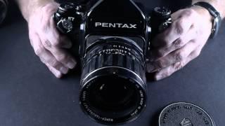 Kenneth Wajda Buying a Film Camera: PENTAX 67 6x7 120 Medium Format
