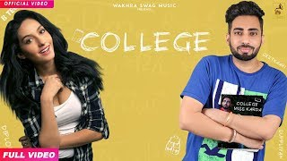 College Miss Karda ( Full Song )   Navi Ferozpurwala   New Punjabi Song 2018   Big Studios