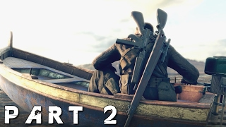 SNIPER ELITE 4 Walkthrough Gameplay Part 2 - General Schmidt (Campaign)
