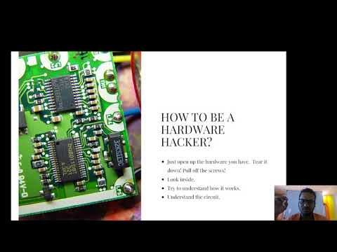 SDRedefined 101 - Introduction to Hardware Hacking by Hirishikesh Somchatwar