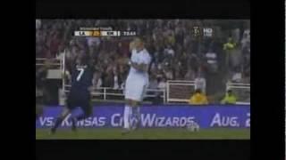 8/23/2010  Cristiano Ronaldo Vs LA Galaxy Away by C7R