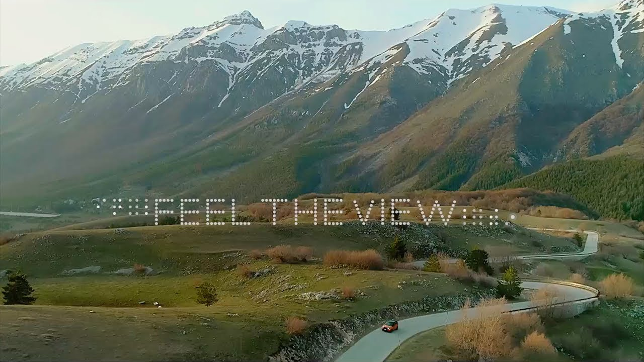 Ford presents Feel the View - YouTube