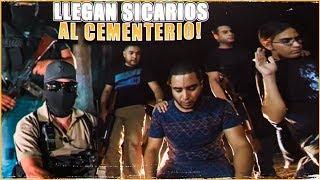 SICARIOS LLEGAN AL CEMENTERIO thumbnail