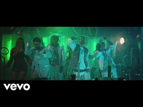 Maffio, Justin Quiles, Nacho - Cristina (Official Video) ft. Shelow Shaq